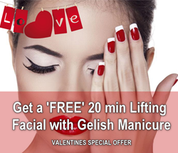 Valentines Offer – This Month Only!