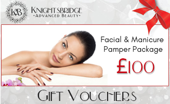 Facial & Manicure Pamper Package