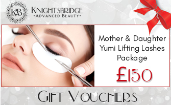 Mother & Daughter Yumi Lifting Lashes Package